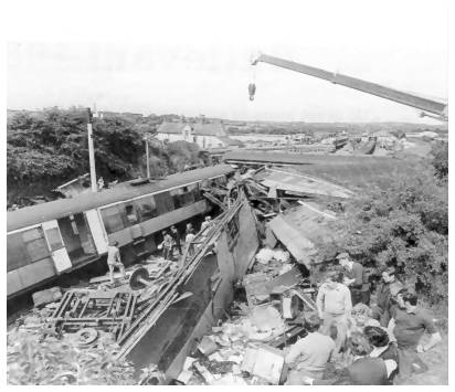 Today in history… fatal rail crash shocks Ireland